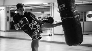 Schienbeinschoner für Kickboxer kaufen