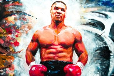 mike tyson der film
