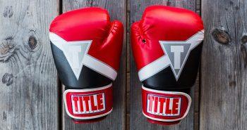 richtige boxhandschuhe größe OZ