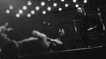 sparring im boxtraining