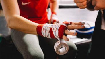 boxbandagen richtig wickeln und binden lernen