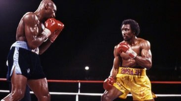 Hagler vs Hearns Boxkampf