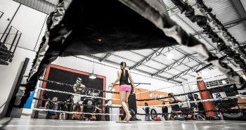 unnötige Bewegungen beim Boxen