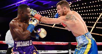 Boxen wie Vasyl Lomachenko